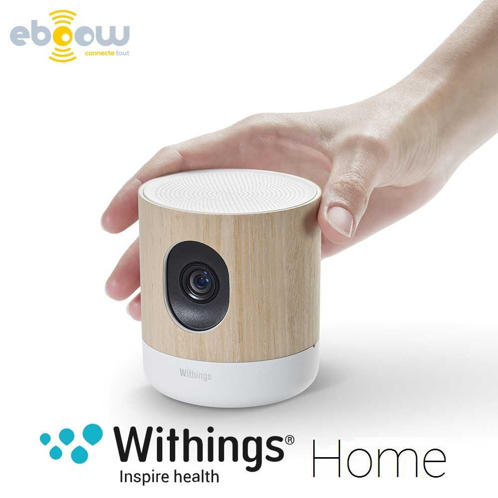 withings home cam ra connect e et analyse de l 39 environnement. Black Bedroom Furniture Sets. Home Design Ideas