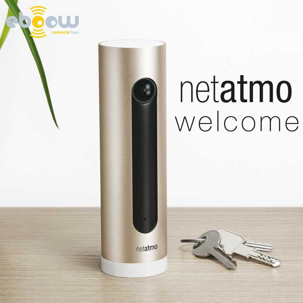 netatmo welcome. Black Bedroom Furniture Sets. Home Design Ideas