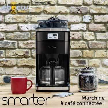 Cafetière / Machine à café connectée Smarter Coffee