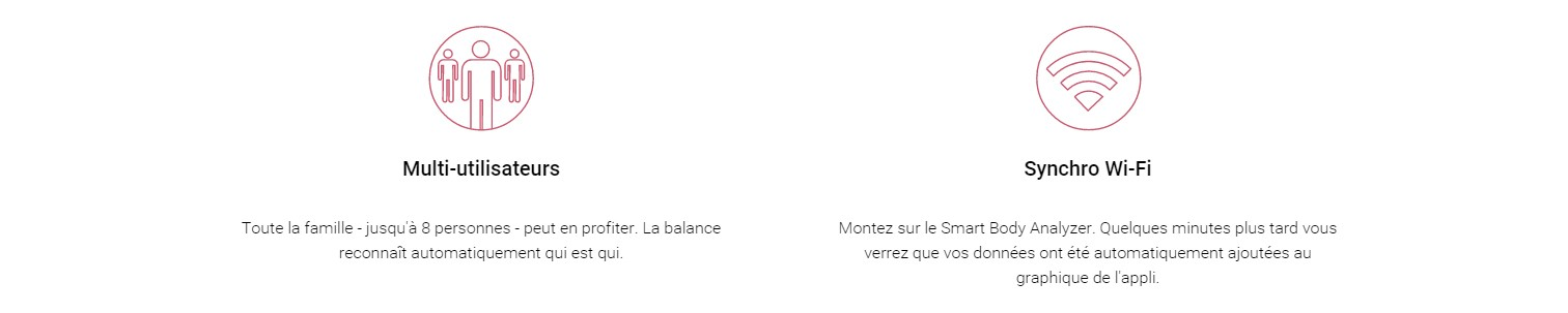 Withings WS-30 balance connectée wifi