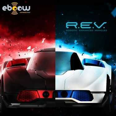 R.E.V. Robotic Enhanced Vehicules -check1-