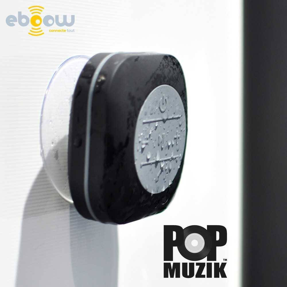 enceinte bluetooth pop muzik enceinte waterproof. Black Bedroom Furniture Sets. Home Design Ideas