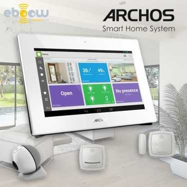 Archos Smart Home maison connectée