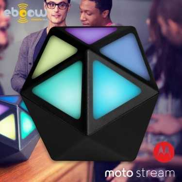 Motorala Moto Stream cast audio