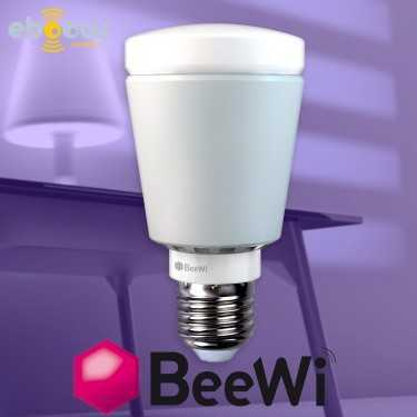 Ampoule LED Multicolore connectée Beewi BBL229