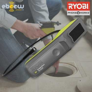 Ryobi Phone Works caméra d'inspection connectée