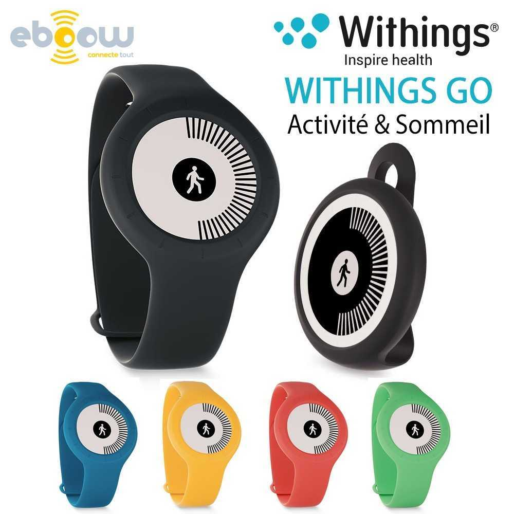 withings go tracker d 39 activit. Black Bedroom Furniture Sets. Home Design Ideas