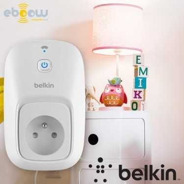 Interrupteur connecté WeMo Switch de Belkin