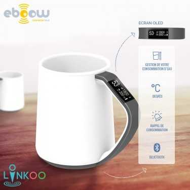 Smart Cup la tasse connectée de Linkoo
