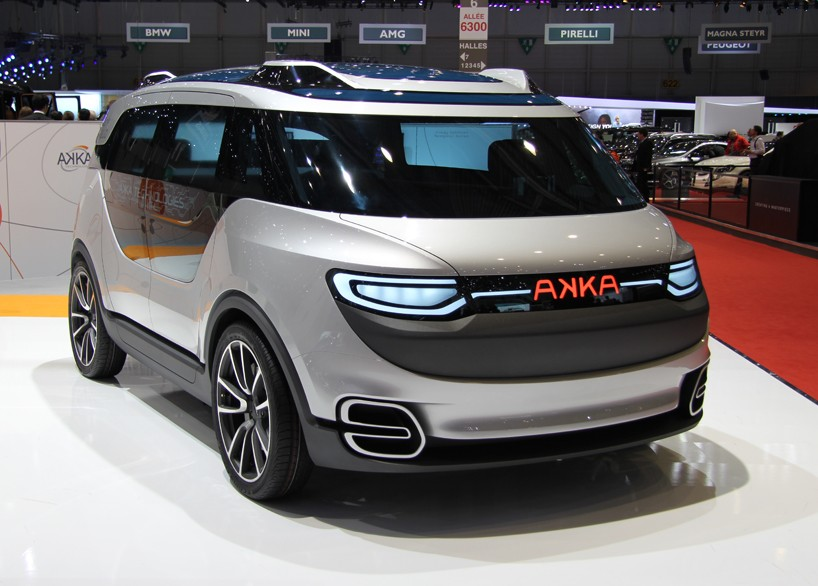 Voiture autonome Link and Go. - Eboow